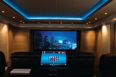 Realizzazione ed installazione impianti domotici la spezia massa carrara swc security web - Impianto audio casa ...
