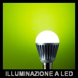 Illuminazione LED