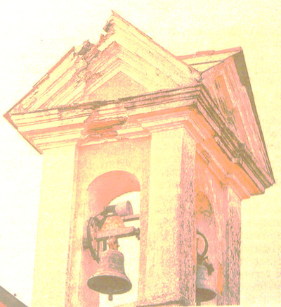 bolano-fulminato il campanile