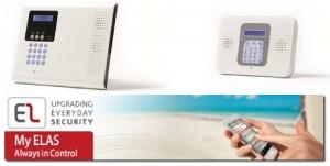 Messaggio dal proprio sistema di allarme_